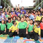 Walk Rally – Safe Walk to School at Suan Lumphini School